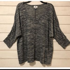 Old Navy 3/4 Sweater - Size L